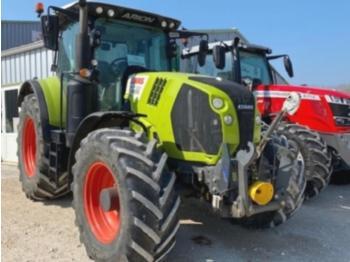 Wheel tractor CLAAS arion 610 advanc