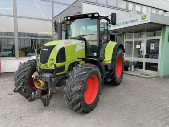 Wheel tractor CLAAS arion 610 c