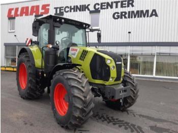 Wheel tractor CLAAS arion 610 concept