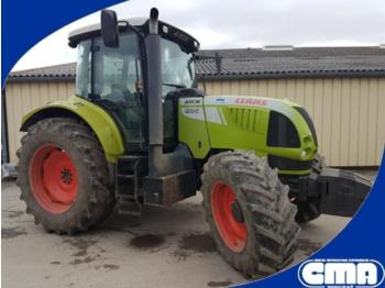 Wheel tractor CLAAS arion 610c