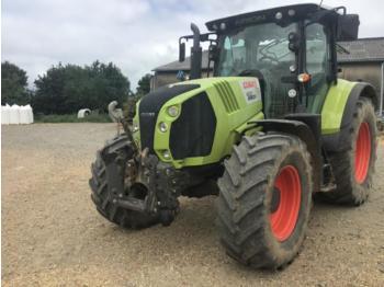 Wheel tractor CLAAS arion 620 ci