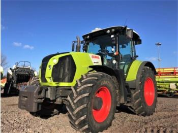 Wheel tractor CLAAS arion 620 t3b