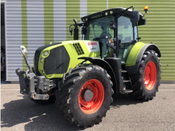 Wheel tractor CLAAS arion 620cis