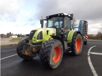 Wheel tractor CLAAS arion 630 cebis & pdf avant