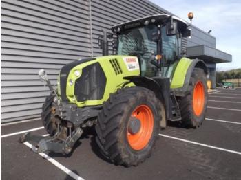 Wheel tractor CLAAS arion 630 cis t4
