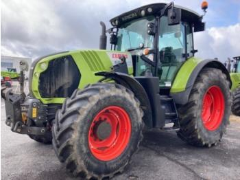 Wheel tractor CLAAS arion 630 cmatic (a37/200)