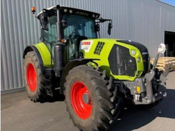 Wheel tractor CLAAS arion 630 cmatic (a77/200)