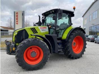 Wheel tractor CLAAS arion 630 cmatic cis+