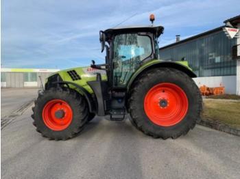 Wheel tractor CLAAS arion 630 concept