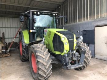 Wheel tractor CLAAS arion 630 t4i