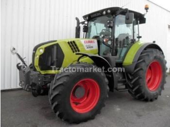 Wheel tractor CLAAS arion 640