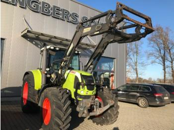 Wheel tractor CLAAS arion 640