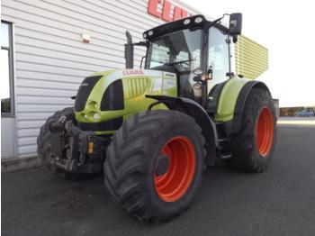 Wheel tractor CLAAS arion 640 cb
