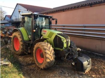 Wheel tractor CLAAS arion 640 cebis t4