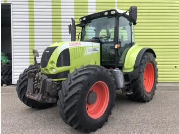 Wheel tractor CLAAS arion 640 cis