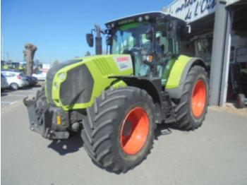 Wheel tractor CLAAS arion 640 cmatic