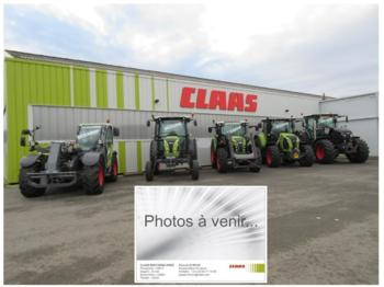 Wheel tractor CLAAS arion 640 t4i