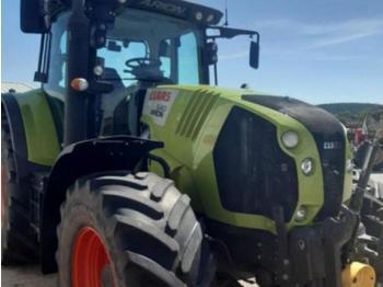 Wheel tractor CLAAS arion 640 tier 4i