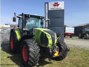 Wheel tractor CLAAS arion 650