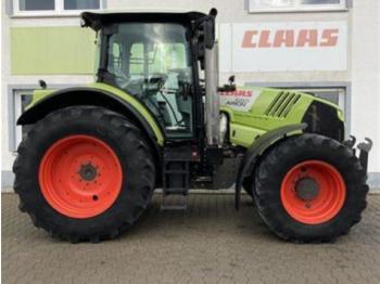Wheel tractor CLAAS arion 650 cebis