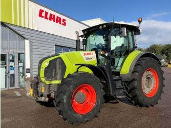 Wheel tractor CLAAS arion 650 cmatic (a37/400)