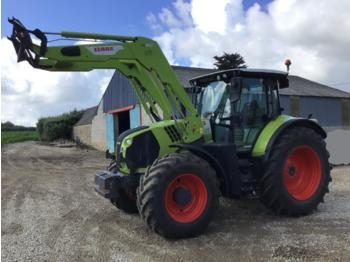 Wheel tractor CLAAS arion 650 cmatic (a77/300)