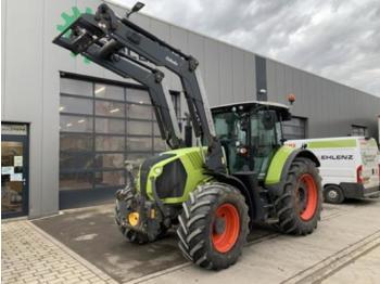 Wheel tractor CLAAS arion 650 cmatic cebis