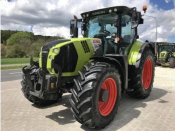 Wheel tractor CLAAS arion 650 cmatic cis+