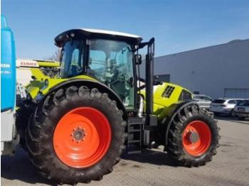 Wheel tractor CLAAS arion 650 cmatic concept