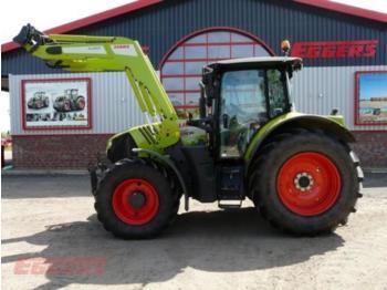 Wheel tractor CLAAS arion 650 hexashift