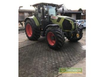 Wheel tractor CLAAS arion 660