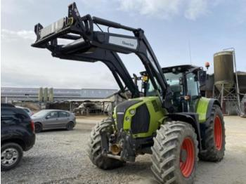Wheel tractor CLAAS arion 660 cmatic