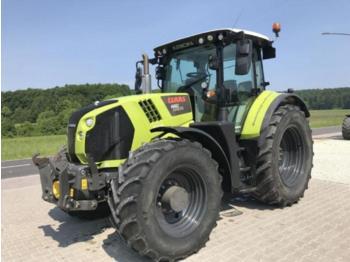 Wheel tractor CLAAS arion 660 cmatic cebis