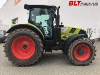 Wheel tractor CLAAS arion 660 cmatic cis +