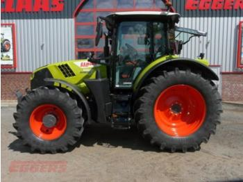 Wheel tractor CLAAS arion 660 cmatic s v