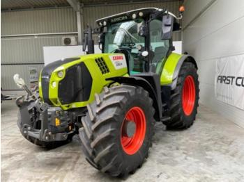 Wheel tractor CLAAS arion 660 st4 cmatic