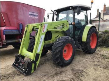 Wheel tractor CLAAS atos 330 & fl 80