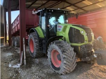 Wheel tractor CLAAS axion 800