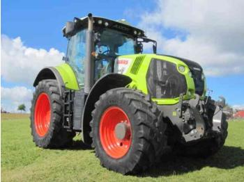 Wheel tractor CLAAS axion 810 c-matic 50