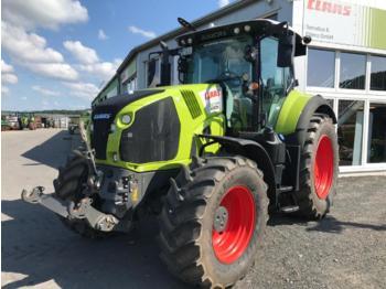 Wheel tractor CLAAS axion 810 cis+