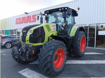 Wheel tractor CLAAS axion 810 t4f
