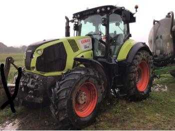Wheel tractor CLAAS axion 810 t4f cmatic