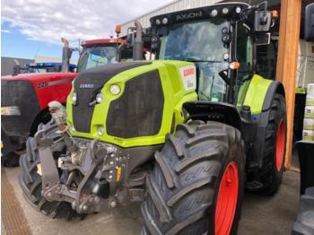 Wheel tractor CLAAS axion 810t4f