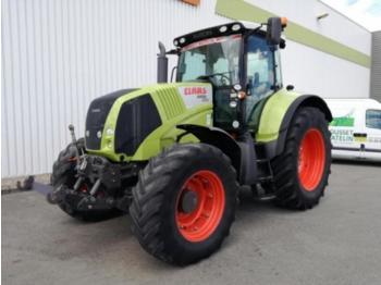 Wheel tractor CLAAS axion 820 cis