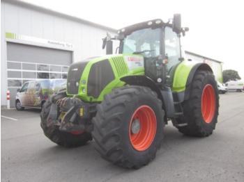 Wheel tractor CLAAS axion 820 cmatic, fkh + fzw
