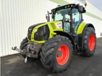 Wheel tractor CLAAS axion 830 cebis