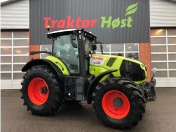 Wheel tractor CLAAS axion 830 cebis cmatic