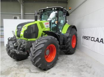 Wheel tractor CLAAS axion 830 cis +