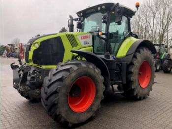Wheel tractor CLAAS axion 830 cis+