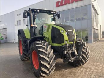 Wheel tractor CLAAS axion 830 cis